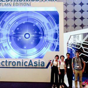hongkong electronec asia