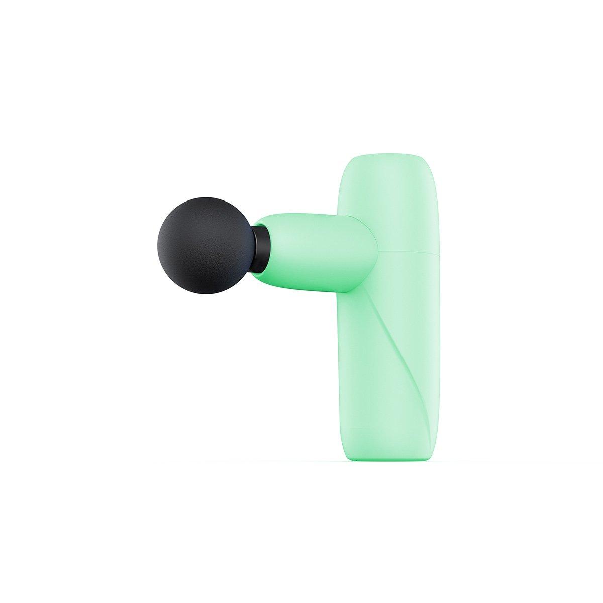 SoonPam cyan mini massage gun