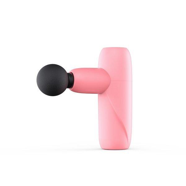 SoonPam stylish colorful mini massage gun pink