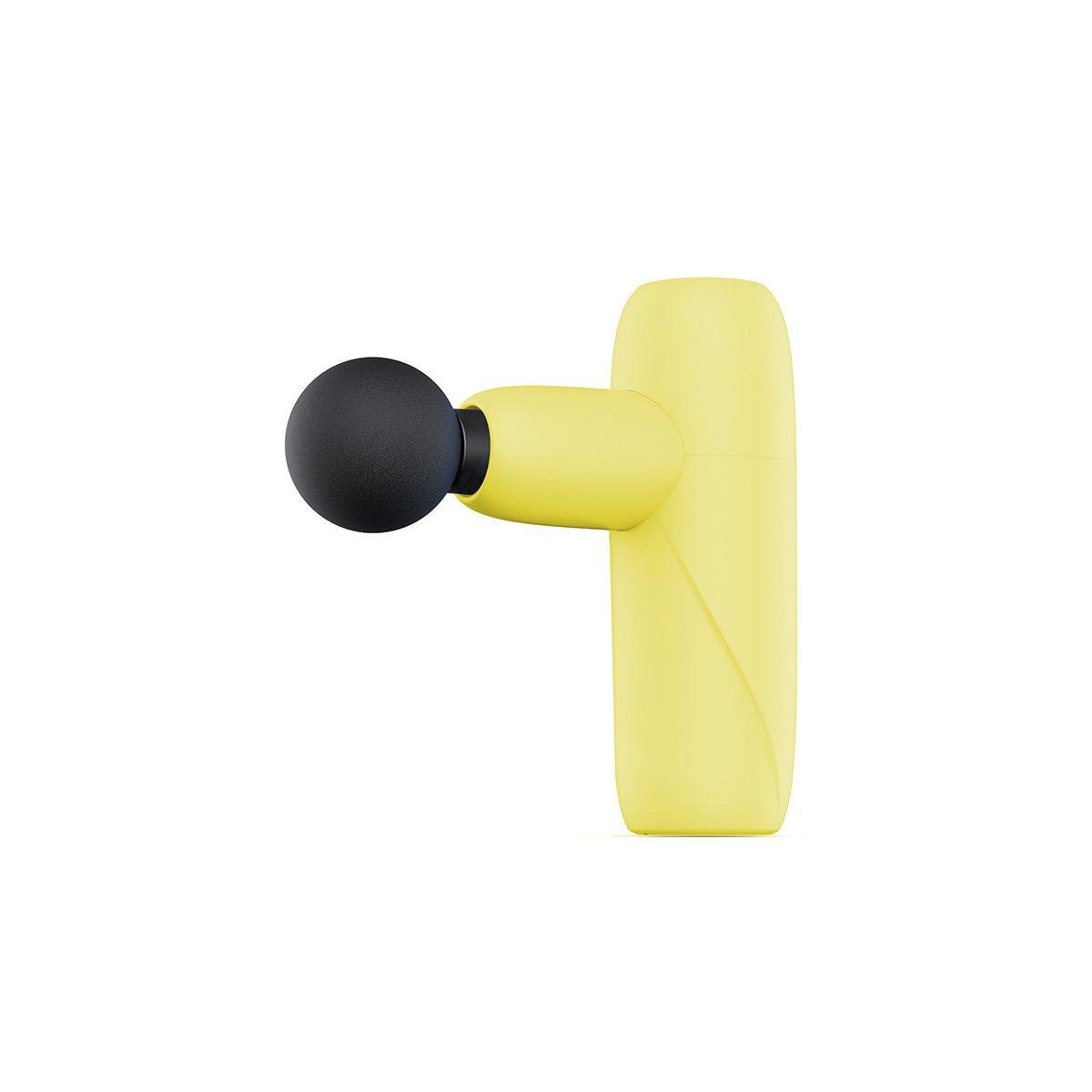 SoonPam yellow mini massage gun