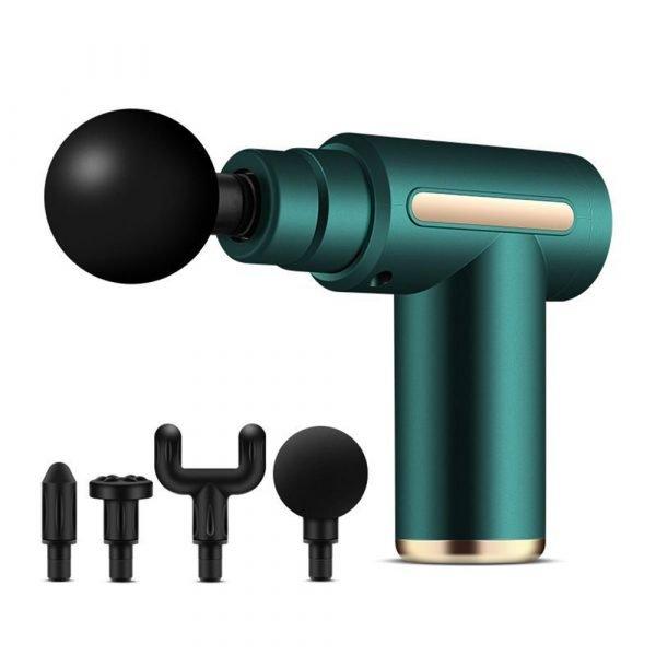 Cell Phone Sized Massage Gun