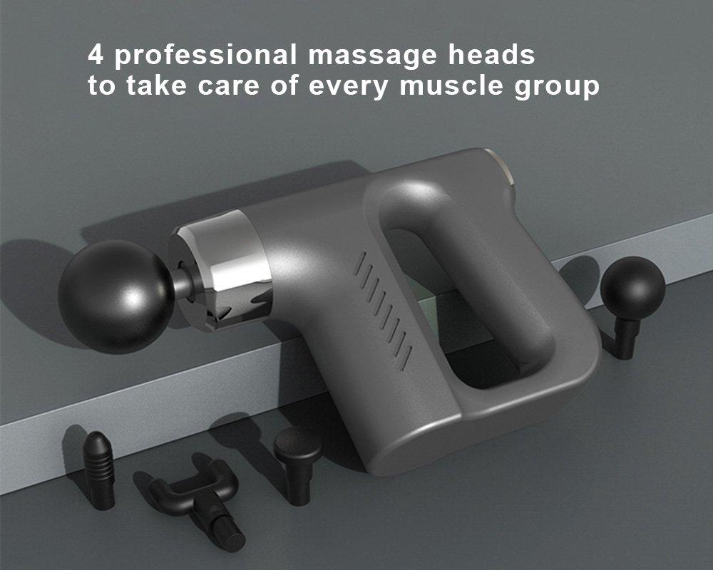massage gun attachment