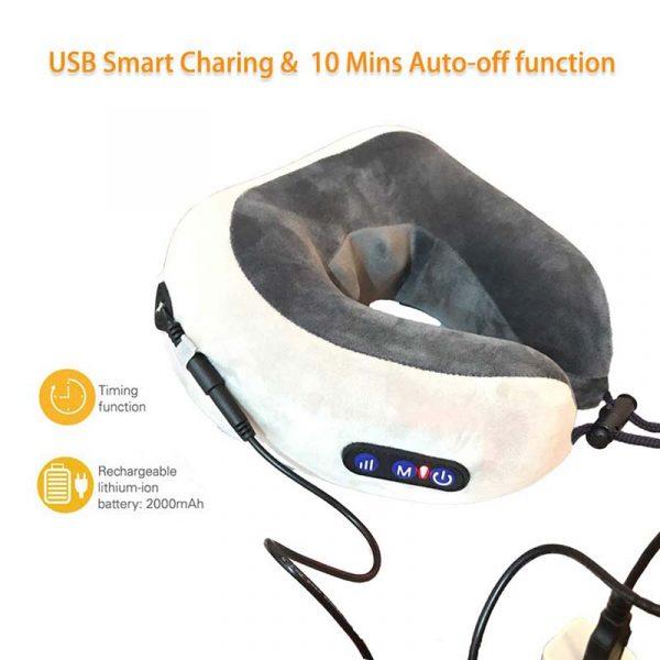 recharging electric massager