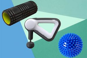 How to choose foam roller, massage ball and massage gun?