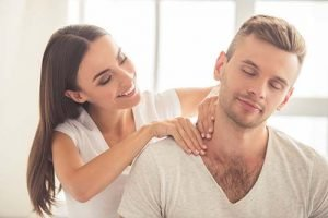 How to massage the neck?