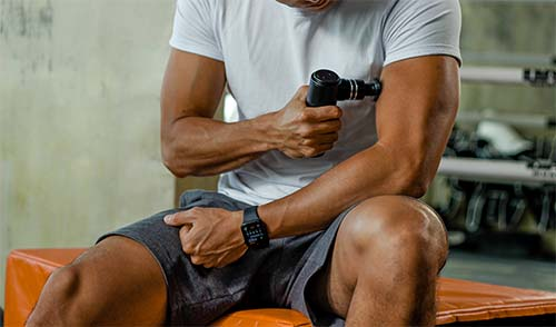 How to use massage gun safely