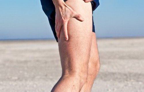 Muscle aches after exercise